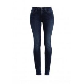 Джинсы Mid Rise Slim Calvin Klein Jeans