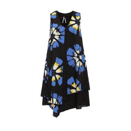 Платье Desigual артикул DE002EWHJV87 купить cо скидкой