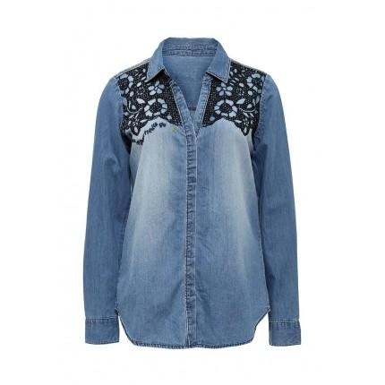 Рубашка джинсовая Desigual модель DE002EWJHJ64 распродажа
