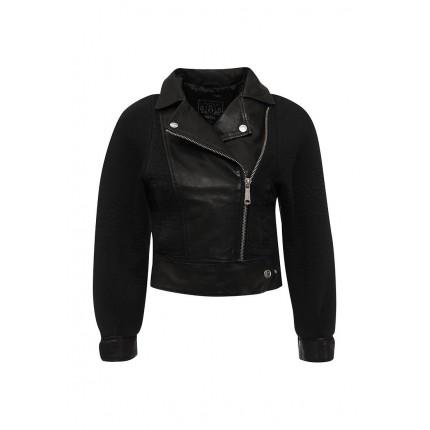Куртка кожаная Diesel артикул DI303EWLHD72 распродажа