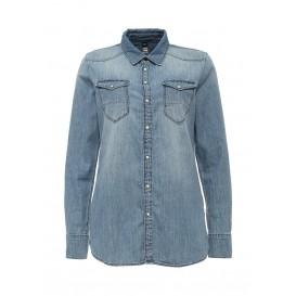 Рубашка джинсовая G-Star артикул GS001EWJBX90 купить cо скидкой