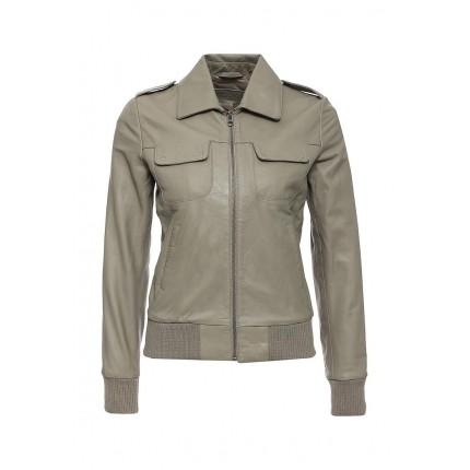 Куртка кожаная Kookai артикул KO010EWJRZ70 распродажа