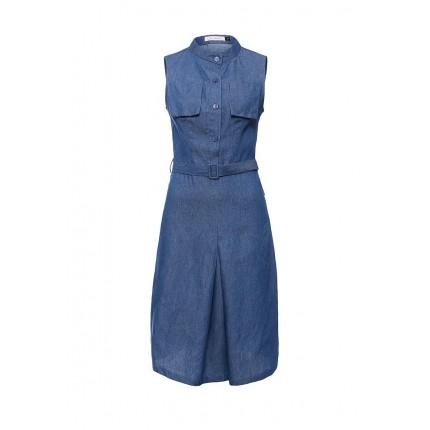 Платье джинсовое LAMANIA артикул LA002EWGWZ60
