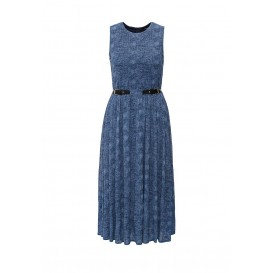 Платье BELT DETAIL FLIPPY DRESS LOST INK артикул LO019EWGFV73 распродажа