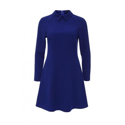 Платье SQUARE NECK CREPE DRESS LOST INK модель LO019EWGFV75