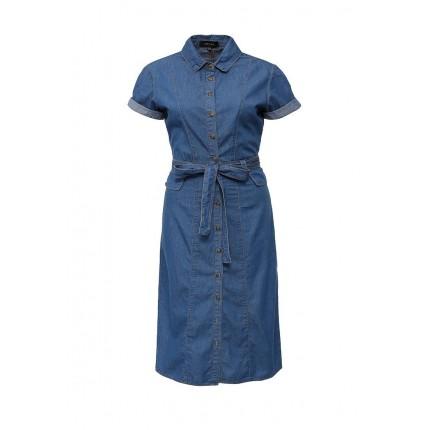 Платье джинсовое BLAKE DENIM SHIRT DRESS LOST INK артикул LO019EWGIS71