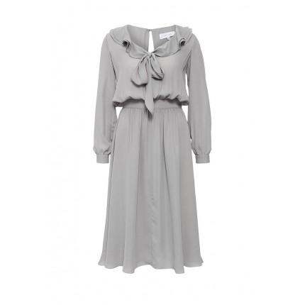 Платье HEIDI BLOUSE DRESS LOST INK артикул LO019EWGIT29 cо скидкой