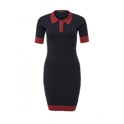 Платье ALEXA POLO DRESS LOST INK артикул LO019EWGLW97 фото товара