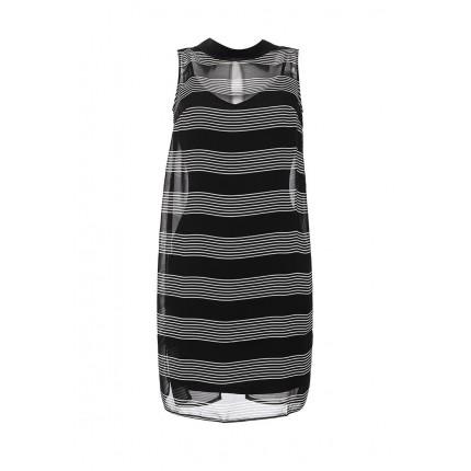 Платье MONO STRIPE SHIRT DRESS LOST INK модель LO019EWGMI81 фото товара