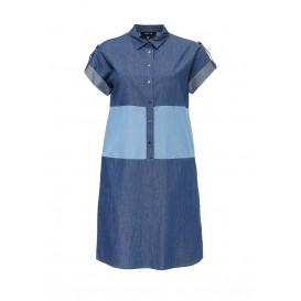 Платье SUZY DENIM PANEL DRESS LOST INK артикул LO019EWGSA77 фото товара