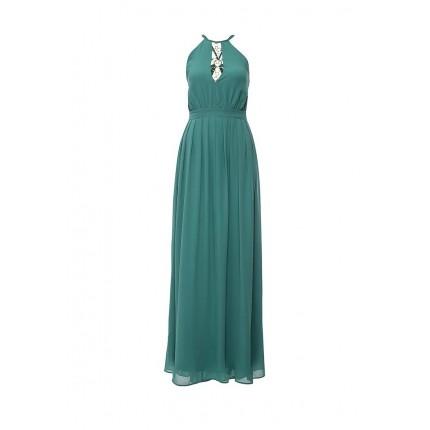 Платье BAILEY RING DETAIL MAXI LOST INK артикул LO019EWGTV38 фото товара