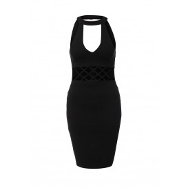 Платье CELIA SUPER STRAPPY BODYCON DRESS LOST INK артикул LO019EWGTV74 фото товара