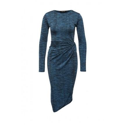 Платье MARSOM TWIST DRESS LOST INK модель LO019EWGUC45 купить cо скидкой