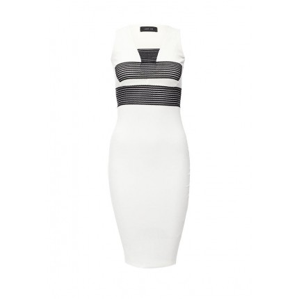 Платье ANITA LACE TRIM BODYCON LOST INK артикул LO019EWGUC49