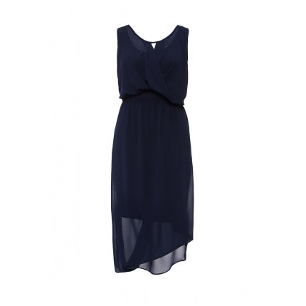 Платье AUDREY DRAPE SIDE JERSEY DRESS LOST INK артикул LO019EWGVG37 фото товара