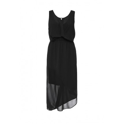 Платье AUDREY DRAPE SIDE JERSEY DRESS LOST INK артикул LO019EWGVG38 cо скидкой
