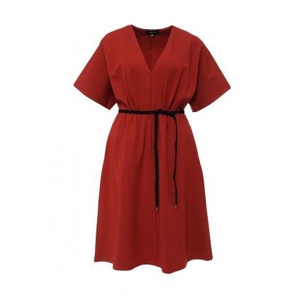Платье PAISLEY ROPE BELTED JERSEY DRESS LOST INK артикул LO019EWGVL89