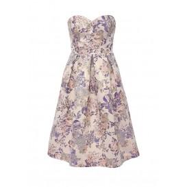 Платье STEFF JACQUARD BANDEAU PROM LOST INK артикул LO019EWGXN07 распродажа