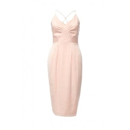 Платье HARRI SATIN CAMI SLIP DRESS LOST INK модель LO019EWHCB78 фото товара
