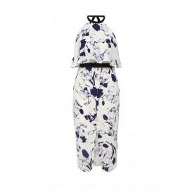 Платье WREN PRINTED FLORAL BODYCON DRESS LOST INK артикул LO019EWHEE54 купить cо скидкой