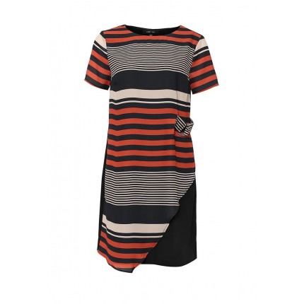 Платье HAYDEN STRIPE DRESS LOST INK модель LO019EWHEL81 распродажа