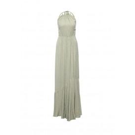 Платье ERIN STRAP DETAIL JACQUARD MAXI DRESS LOST INK модель LO019EWHEL87 распродажа