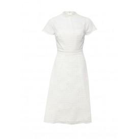 Платье W/S ANGEL FLORAL FLIPPY SLEEVE MIDI LOST INK модель LO019EWHEM13