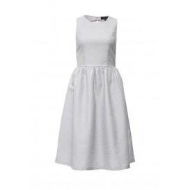 Платье FLORA JACQUARD DRESS MIDI LOST INK артикул LO019EWHHM98 фото товара