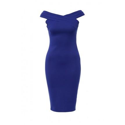 Платье ARYA PANNELED SCUBA DRESS LOST INK артикул LO019EWHIG31 фото товара