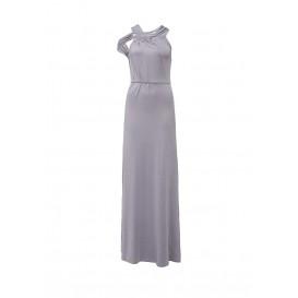 Платье BINI ASYMETRIC BARDOT MAXI DRESS LOST INK модель LO019EWHMI99 cо скидкой