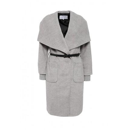 Пальто RIB WRAP COAT LOST INK модель LO019EWJOT82 купить cо скидкой
