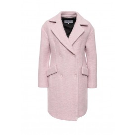 Пальто FLUFFY DB COAT LOST INK артикул LO019EWJOT83