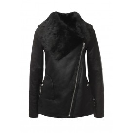 Дубленка SHEEPSKIN BIKER LOST INK артикул LO019EWJOT89 фото товара