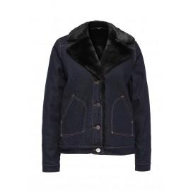 Куртка джинсовая FUR LINED DENIM JACKET LOST INK модель LO019EWJOT95 фото товара