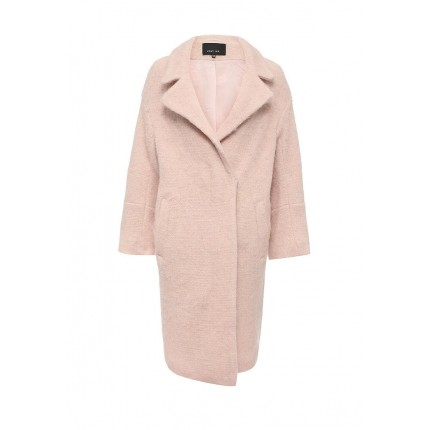 Пальто HAIRY OVERSIZED COAT LOST INK модель LO019EWJOU02 купить cо скидкой