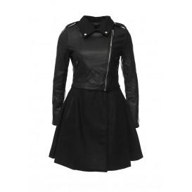 Пальто ZIP OFF SKIRT COAT LOST INK модель LO019EWJOU09 распродажа