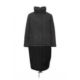 Куртка утепленная ZIP OFF LONGLINE PADDED COAT LOST INK артикул LO019EWJOU13 фото товара