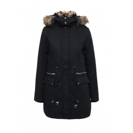 Парка FUR TRIM SWING PARKA LOST INK модель LO019EWJOU20 фото товара