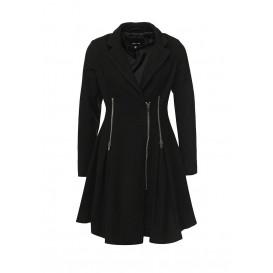 Пальто DOUBLE ZIP FRONT COAT LOST INK модель LO019EWJOU25 cо скидкой