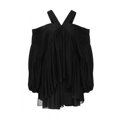 Блуза OVERSIZE COLD SHOULDER TOP LOST INK модель LO019EWJOU32 купить cо скидкой