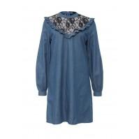 Платье джинсовое CALLIE DENIM SWING DRESS LOST INK