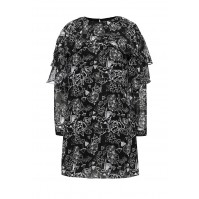 Платье ISOBELLE MUSHROOM PRINT DRESS LOST INK
