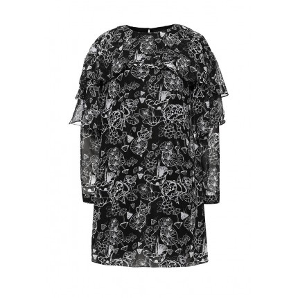 Платье ISOBELLE MUSHROOM PRINT DRESS LOST INK артикул LO019EWJOV75 фото товара