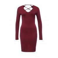 Платье CASSIE STRAPPY BACK DRESS LOST INK