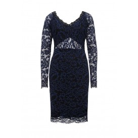 Платье FELICITY OFF THE SHOUDLER LACE DRESS LOST INK модель LO019EWJOV93 распродажа