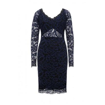 Платье FELICITY OFF THE SHOUDLER LACE DRESS LOST INK модель LO019EWJOV93 распродажа