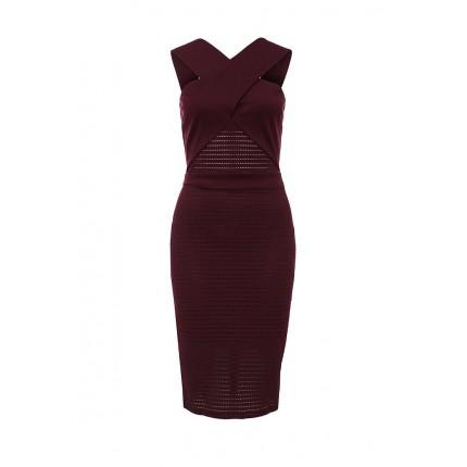 Платье TARA TEXTURED SKIRT BODYCON LOST INK модель LO019EWJOV99 распродажа