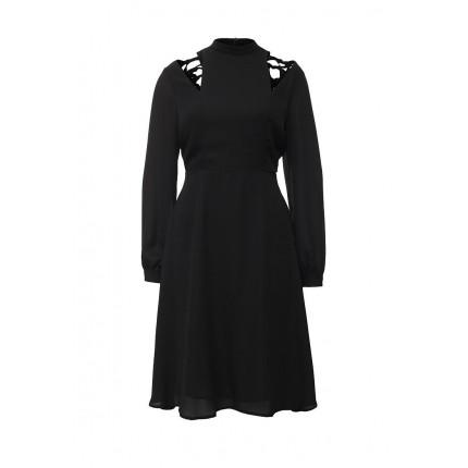 Платье ANNA FLIPPY DRESS WITH TIE BACK DETAIL LOST INK артикул LO019EWJOW14 распродажа