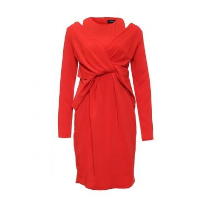 Платье TIFF TWIST FRONT DRESS LOST INK артикул LO019EWJOW18 фото товара
