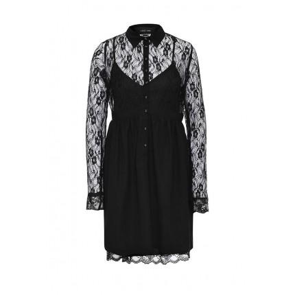 Платье JULIANNA LACE SHIRT DRESS LOST INK артикул LO019EWJOW30